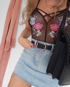 "3,653 mentions J'aime, 67 commentaires - Lydia Rose (@fashioninflux) sur Instagram : ""All things Spring skirt and top are both new from @primark - loveee!"""