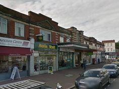 Left office view of Austin & Wyatt on 690 Wimborne Road in Bournemouth