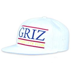 GRiZ University Snapback