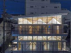 Multipurpose building is a flexible wooden wonder