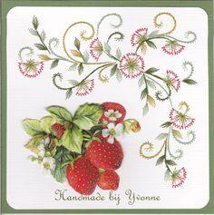 YBB 401 Aardbeien