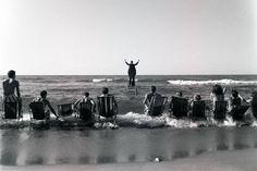 Eustachy Kossakowski Panoramiczny happening morski
