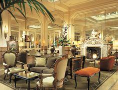 Grand Hotel et de Milan -- Milan, Italy Fantastisk, tung sekelskiftesbar med dyra drinkar och dekadent stämning. 29 via manzoni