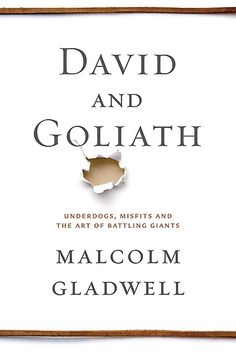 David and Goliath: Underdogs, Misfits, and the Art of Battling Giant by Malcolm Gladwell  An incredible, entertaining, and enlightening book ... just not the most thought provoking for a book club read. Don't let that deter you from reading it; it's an amazing read. More at NextImpression.net