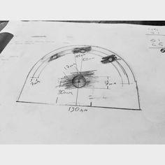 Diseño para mesa basculante