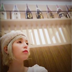 Aya Hirano's silver hair for 2017 Aya Hirano, Singing Career, Voice Acting, Pop Singers, Space Crafts, Tv Commercials, Silver Hair, Japan, Photo And Video