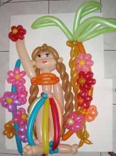 balloon art - Google Search