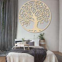 Wall Clock Sticker, Mirror Wall Clock, Wall Clocks, Wooden Clock, Wooden Walls, Acrylic Mirror, Stencil, Bedrooms, Tapestry