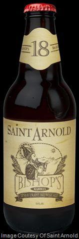 mybeerbuzz.com - Bringing Good Beers & Good People Together...: Saint Arnold Bishop's Barrel No. 18 is a Balance o...