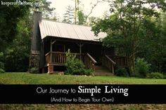 You can begin to enjoy the benefits of simple living after an afternoon--or just 20 minutes--of purging. Learn how quality of living improves with less stuff, rather than more.
