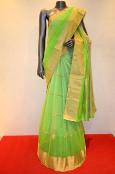 Parrot Green Beautiful Pure Silk Cotton Saree Brand: Janardhan silks Product Code: AB211702 Online Shopping: http://www.janardhanasilk.com/index.php?route=product/product&search=AB211702&description=true&product_id=4730