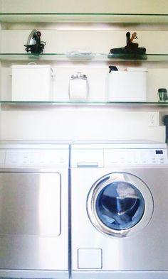 laundry béa johnson's home