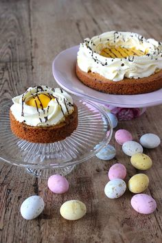Cookie Cake Pie, Cake Cookies, Cupcake Cakes, Dutch Recipes, Great Recipes, Favorite Recipes, Easter Recipes, Holiday Recipes, Fabulous Foods