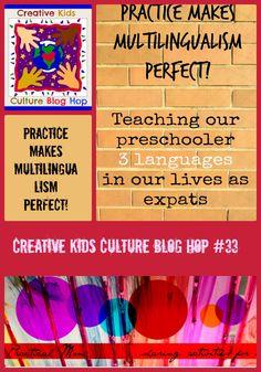 Creative Kids Culture Blog Hop #33
