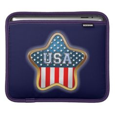 US Star iPad Sleeve ***** Presidents Day Sale - SAVE UP TO $100! Ends Monday Code: BUYNSAVEDEAL *****