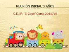 Reunión inicial.periodo de adaptación Bingo, 3 Years, 1, School, Character, Clothes, Initials, Frases, Parents Meeting
