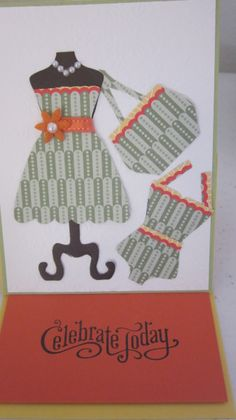 dress form bathing suit 002 - Stampin' Connection