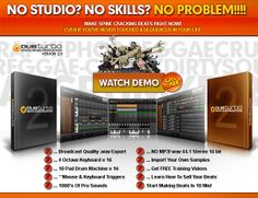 http://wanelo.com/p/3586480/dubturbo-beat-maker-software-make-pro-rap-hiphop-house-techno-beats-fast-easy-1000-s-of-samples-16-tracks-pads-keys-fx-mix-master-export-studio-quality-all-in-one - No Studio? No Skill? Make Spine Cracking Beats Right Now Online!
