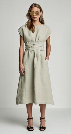 d8e2e7d2f46e Inspiration for the Liesl + Co Terrace Dress sewing pattern. Scanlan  Theodore