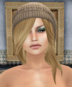 Second Life Avatar, Lila Caldwell