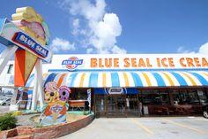 ブルーシールアイスクリーム / BLUE SEAL ICE CREAM