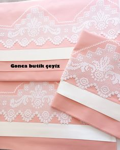 Diy And Crafts, Knitting, Bed Sets, Crochet Lace, Towels, Needlepoint, Dressmaking, Manualidades, Pattern