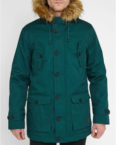 also cool parka