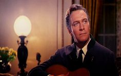 Christopher Plummer singing Edelweiss makes my knees weak