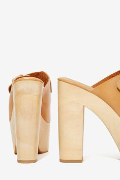 \Woodstalk Platform Sandals | Platforms