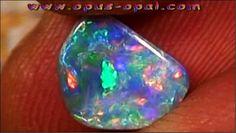 GEM Class Black Opal 1,32 ct