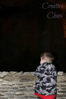 Our field trip to Cumberland Caverns