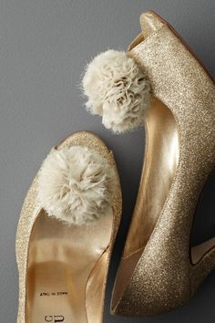Love this pompom. http://www.bhldn.com/index.cfm/fuseaction/product.detail/_/pompom-shoe-clips/productID/735cc9e5-1fe8-4430-917c-94030dd36599/categoryID/05352c6a-f7fd-415d-a7d0-42b48975f0ac