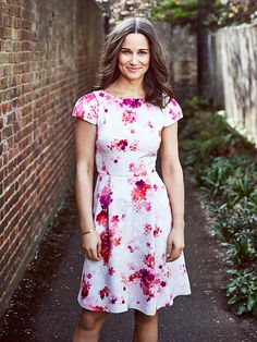 Pippa Middleton's Latest Creative Feat: Designing Clothes for Charity http://stylenews.peoplestylewatch.com/2015/06/08/pippa-middleton-designs-dress-scarf-tabitha-webb/
