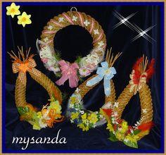 moje tvořeníčko - Fotoalbum - PLETENÍ Z PAPÍRU 2010 - Velikonoční pletení - 2010