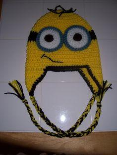 Despicable Me Minion Hat