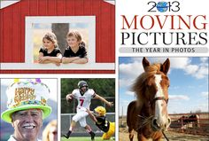 They're taking a look back at the year in photos with seven pages of the most memorable images of 2013 in Barrington, this week in Barrington Suburban Life... wp.me/p1NGbX-JWc