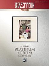 Led Zeppelin: Presence Platinum Album Edition (Book)