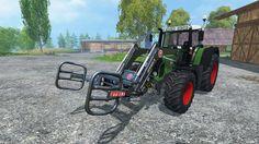 farming simulator 2015  | Fendt 820 Vario FL pour Farming Simulator 2015