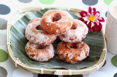 My Kitchen Snippets: Kuih Keria/Sweet Potato Rings