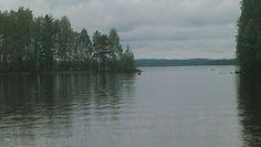 Polvijärvi 2015 Finland summer