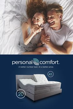 Personal Comfort - A Better Number Bed. A Better Price. Save up to 60% over Sleep Number. Starts at $499.