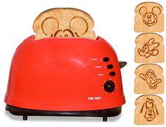 Pop Art Disney Mickey Toaster Torradeira