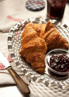 images about Croissants on Pinterest | Croissant, Homemade Croissants ...