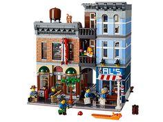 Detective's Office | LEGO Shop