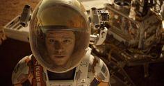 Voici l'article du dernier film de Ridley Scott, Seul sur Mars, avec Matt Damon & Chessica Chastain