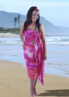 Unique coverup from Australia designed for by PacificBreezeAust, $99.00
