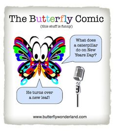 The Butterfly Comic