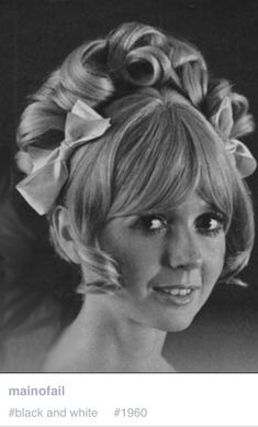 1960's hairstyle revisited