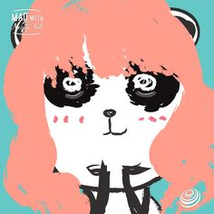 what is aegyo sal? http://www.chilltalk.ca/what-is-aegyo-sal/ #aegyo sal #cute #wig #illustration #comic