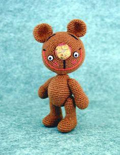 Ravelry: Sakura, A Little Japanese Bear pattern by Sue Pendleton